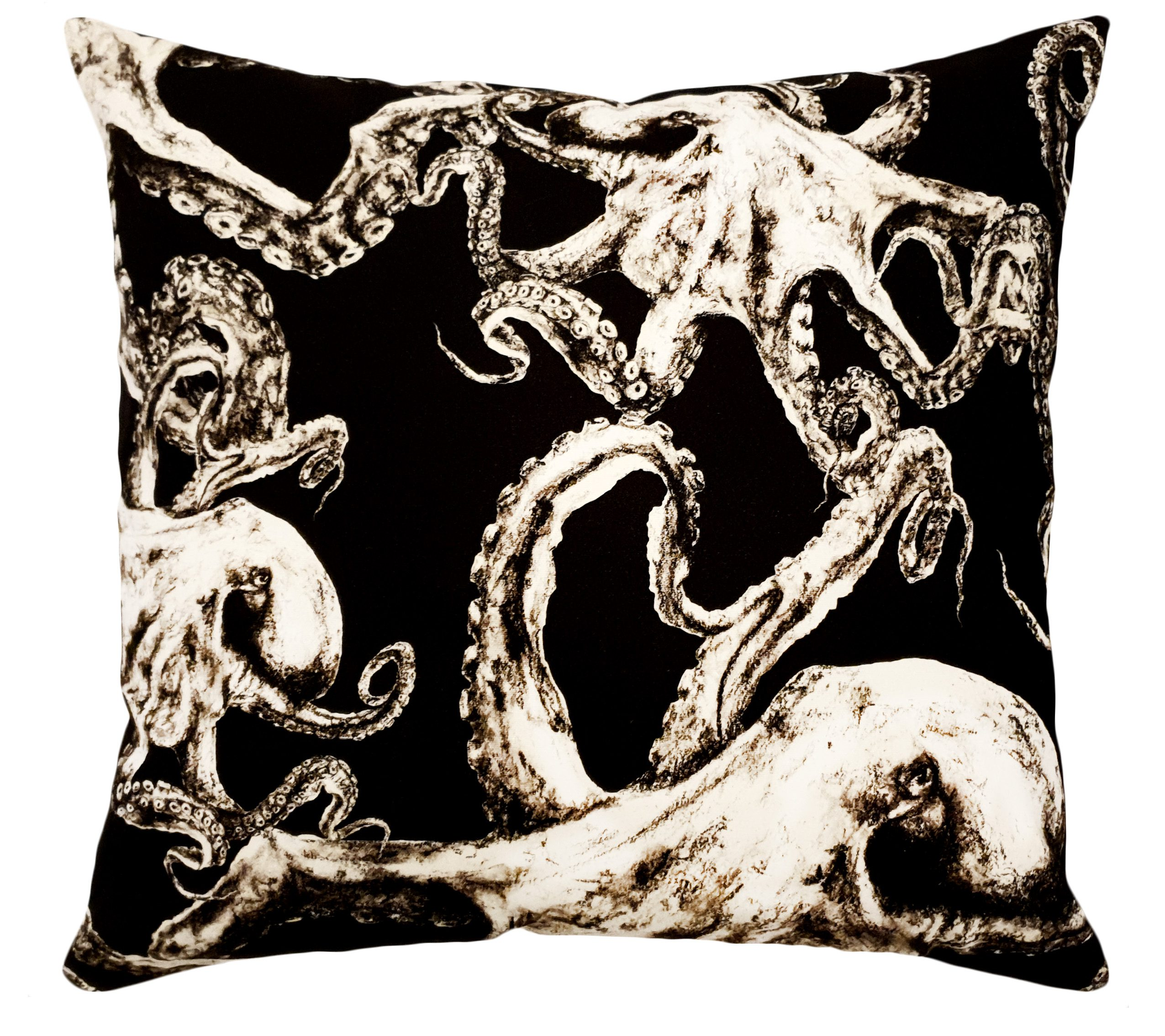 Cephalopod Scatter Cushion | IV Fashion Design