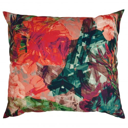 Stainglass Garden Scatter Cushion | IV Fashion Design