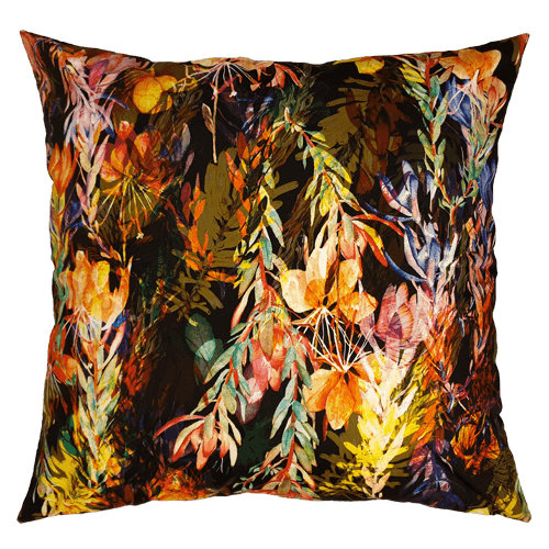 Summer-Dusk Scatter Cushion | IV Fashion Design