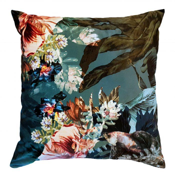 Floral Reef Scatter Cushion | IV Fashion Design