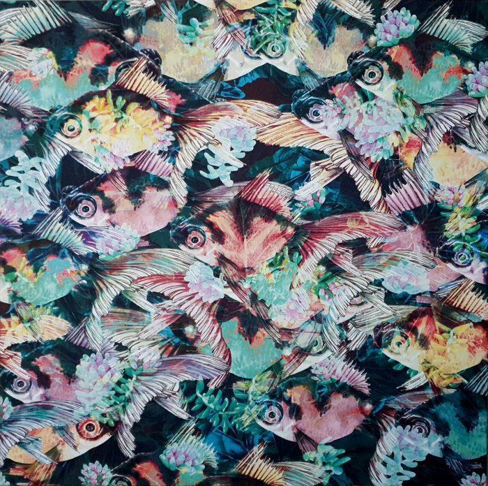 Pop Eye Canvas | IV Fashion Design