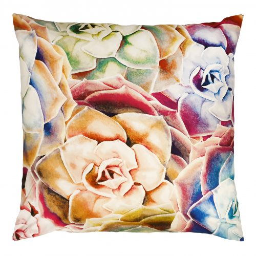 Rock And Rose Scatter Cushion | IV Fashion Design
