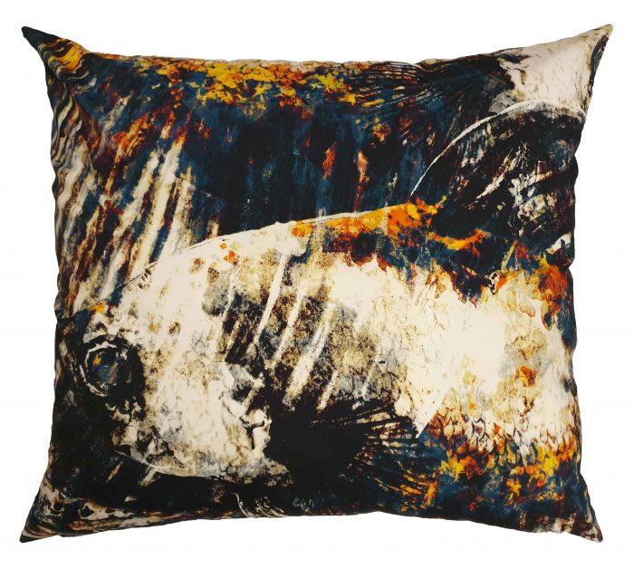 Rusty Betta Scatter Cushion | IV Fashion Design
