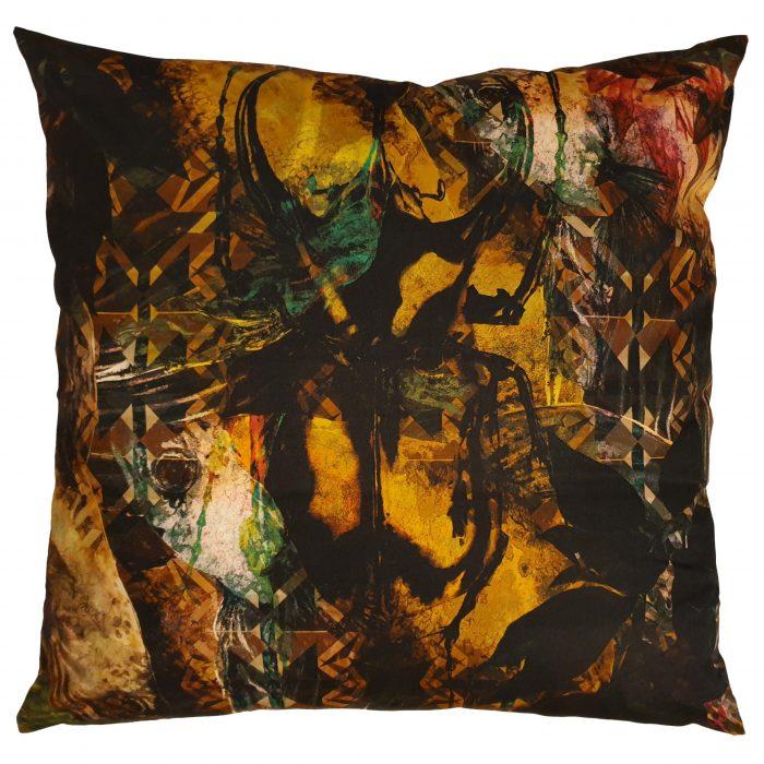 Tribal Entonom Scatter Cushion | IV Fashion Design